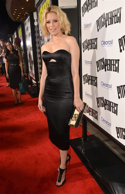 ELIZABETH BANKS at Pitch Perfect Premiere in Los Angeles