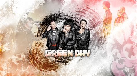 Green Day HD Wallpaper | Background Image | 1920x1080 | ID