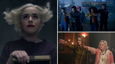 'Chilling Adventures of Sabrina' Ending With Part 4: Get