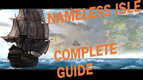 Divinity: Original Sin 2 - Nameless Isle complete Guide