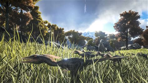 ARK: Survival Evolved Adds Tiny, Ferocious Compy - Gaming
