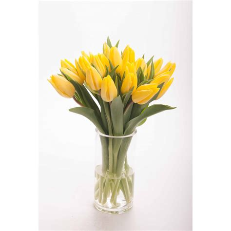 Yellow Tulip Bouquet - Tulip Bouquets - Gifts | Flower Muse