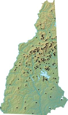 New Hampshire Mountains and Peaks - Hiking Profiles