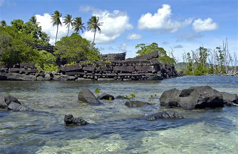 The Genius of Ancient Man: Nan Madol: Another Site of Mystery