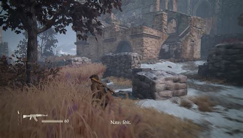 Ghost in The Cemetery Trophy   Uncharted 4