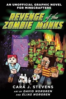 Revenge of the Zombie Monks | Book by Cara J