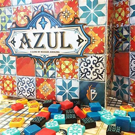 Azul Board Game Philippines – Abubot