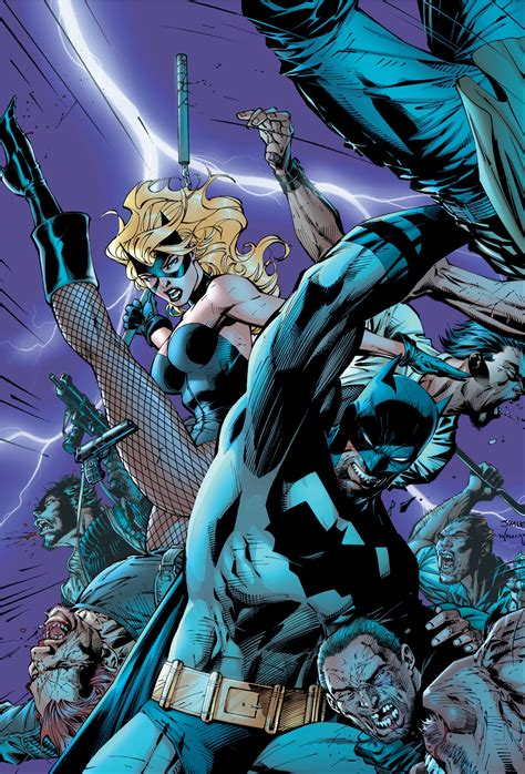 Category:Black Canary (Earth-31)/Appearances   DC Database