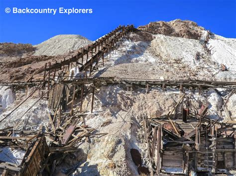 Ibex Springs Ghost Town and Talc Mine