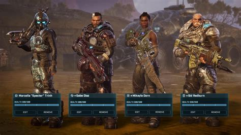 Gears Tactics Releasing on April 28, 2020 for PC – Capsule