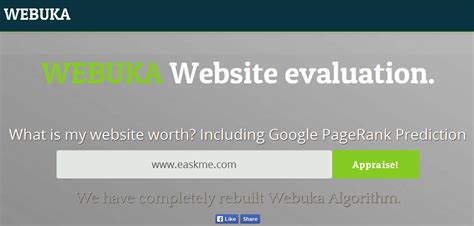 How to Check Value of Your Blog or Website eAskme   How to