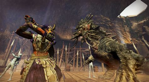 Will you Survive the Pit Master's Arena?   Age of Conan
