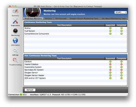 OBD Auto Doctor now available for Mac OS X | OBD Auto Doctor