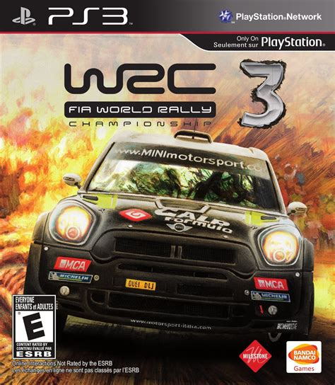 WRC 3 - FIA World Rally Championship 2012 Release Date (PS3)