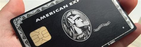 Discover the Opulence of the American Express Black Card