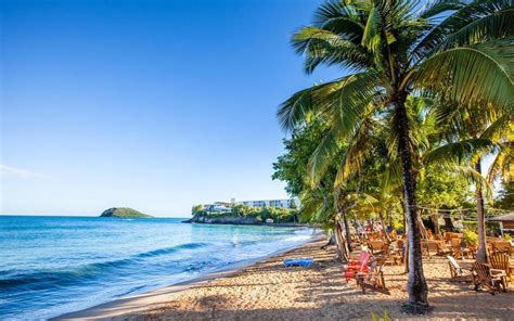 Death in Paradise: Guadeloupe, the real-life St Marie