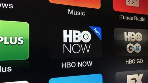 'HBO NOW' Now Available for Apple TV, iPhone, and iPad