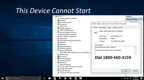 Fix This Device Cannot Start Error In Acer - Acer Support