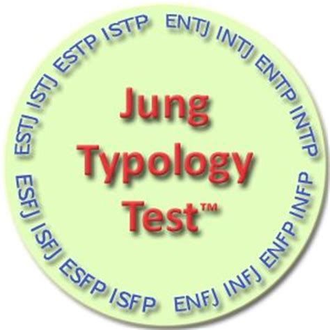 Personality tests, Carl jung and Personality types on