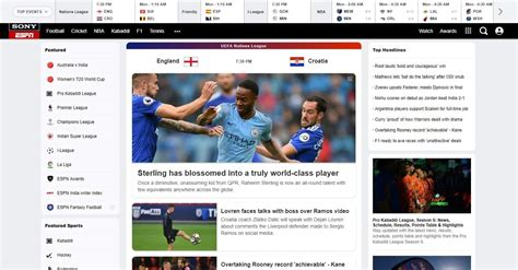 10 Best Free Football Streaming Sites To Watch Live Game
