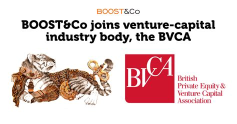 BOOST&Co Joins Venture-Capital Industry Body, the BVCA