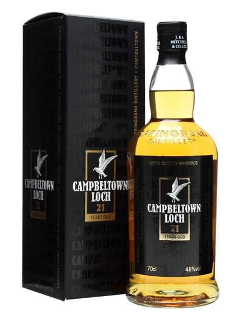 Campbeltown Loch 21 Year Old : The Whisky Exchange