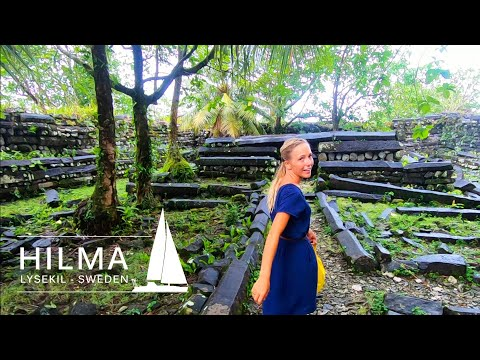Kevin South's Mission: Nan Madol Ruins, Pohnpei