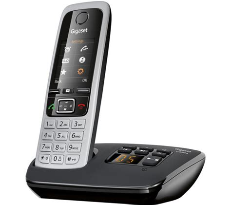 Buy GIGASET C430A Cordless Phone with Answering Machine