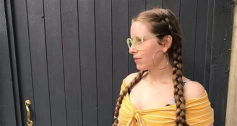 Harry Potter actress Jessie Cave aka Lavender Brown is