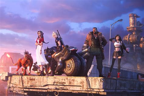 Final Fantasy 7 Remake Review: Was it worth re-making?