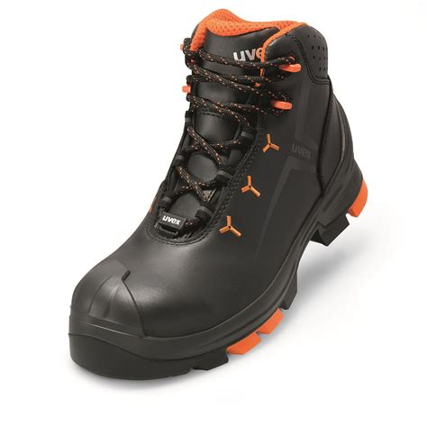 uvex 2 S3 SRC lace-up boot | Safety footwear | uvex safety