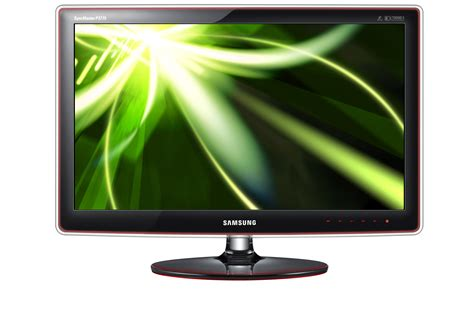 """27"""" Performance LCD Monitor P2770FH   Samsung Support CA"""