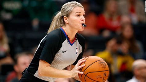 NBA female referees: The league has been around for more