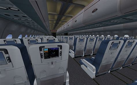 Afs Airbus A380 Family Fsx - Fsx Aircraft Airliners - Fsx