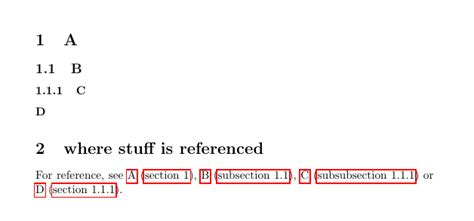 sectioning - How to define a name for paragraphs