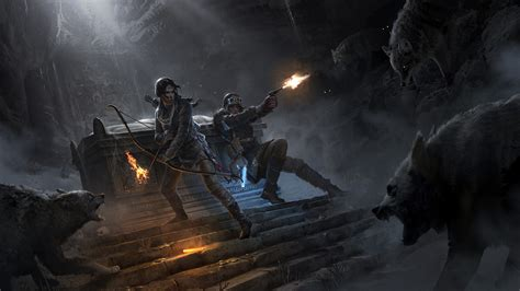 Rise of the Tomb Raider Co op Endurance Wallpapers   HD