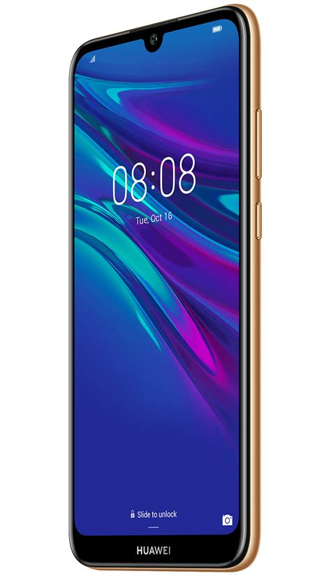 Telefons Huawei Y6 Prime Leather 2019 (DS) | Tele2 Bizness