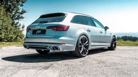"""Because """"S"""" can always be more - ABT Audi A4 S4 B9 Avant"""