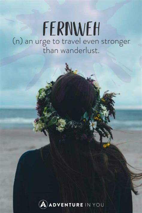 Unusual Travel Words with Beautiful Meanings   Beautiful